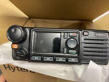 Hytera MD785i UHF 400-470MHZ Digital DMR Mobile Base Vehicle Two Way Radio