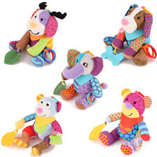 Rattle Mobile Plush Toy Crib Educational Toys Stroller Accessories Bell Toy Kv