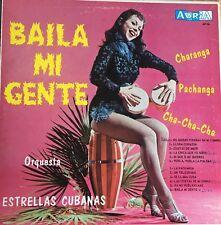 Orchesta Estrellas Cubanas BAILA MI GENTE ADRIA Latin Grooves 60's Sexy sleeve