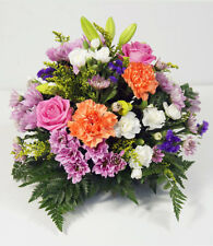 FRESH FUNERAL FLOWER Delivered Posy Spray FREE Next Day Delivery UK Wide