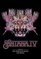 Live at the House of Blues, Las Vegas [Video] by Santana (DVD, Oct-2016,...