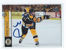 Brad Boyes Signed 2006/07 Upper Deck Card #15
