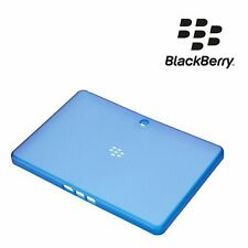 Blackberry Soft Shell Cover for Playbook Silicone Tough Slim Premium Case Blue