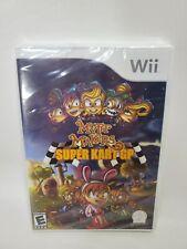 Myth Makers: Super Kart GP (Nintendo Wii, 2007) Brand New, Sealed