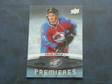 2014-15 14/15 Upper Deck UD Ice Premieres #125 Colin Smith Avalanche  / 799