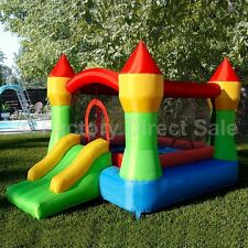 Inflatable Mighty Bounce House Castle Jump Jumper Moonwalk Bouncer Bouncy Castle