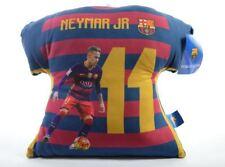 Coussin En Forme De Tshirt FC Barcelona Football Numéro 11 Neymar 30cm