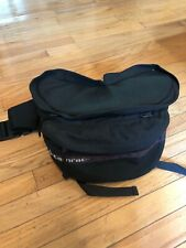 Vintage Tamrac Gray Camera Case Handle Modular Waist Pack Fanny Rare