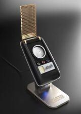 New Star Trek Tos Bluetooth Communicator Cell Phone Handset And Speaker W/ Case