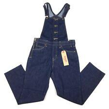 654bb469ede0 Levi s Womens Orange Tab Denim Overalls Size 27 Blue Jumpsuit
