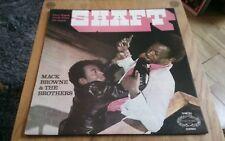 Mack Browne & los hermanos Eje Vinilo Lp Reino Unido SHM763 Hallmark 1971 ** ** casi Nuevo