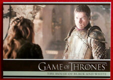 GAME OF THRONES - Season 5 - Card #04 - THE HOUSE OF BLACK AND WHITE - A