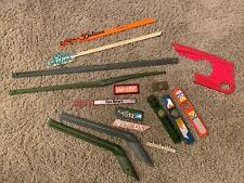 Pachinko machine Parts-- Nishijin Badges, Plastic Trim, or Covers