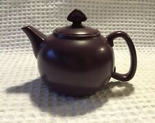 Chantal Classic Ceramic Tea Pot Teapot 1 Qt Quart - Matte Purple
