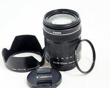 Canon EF-S 18-135mm f/3.5-5.6 STM Lens t3i t4i t5i t6i t7i t8i 60D 70D 80D 7D