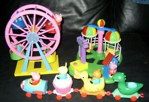 PEPPA PIG FAIRGROUND BUNDLE
