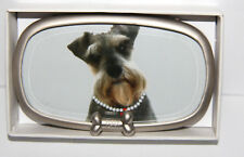 NEW Fuzzy Nation Dog Scottish Terrier Picture Frame