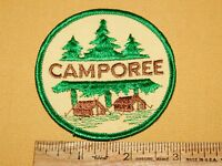 VINTAGE BSA BOY SCOUTS OF AMERICA PATCH CAMPOREE