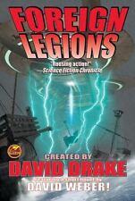 Foreign Legions ( Flint, Eric ) Used - VeryGood