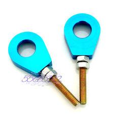 15mm Chain Tensioner Adjuster For Honda XR/CRF 50 70 KLX 110 Dirt Pit Bike Blue