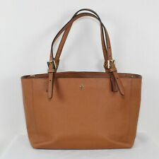 TORY BURCH Brown Saffiano Leather Ladies Tote Bag