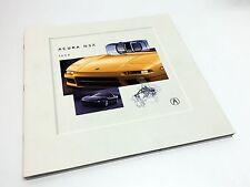 1999 Acura NSX & NSX-T Brochure