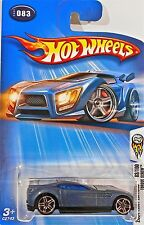 Hot Wheels #083 Torque Screw, 2004 First Editions 83/100 Cars and Cards Mint