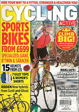 NEW! CYCLING ACTIVE UK September 2014 How to Climb Hills Fitness Bike Kit Riding