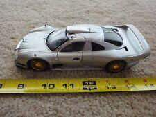 Maisto diecast 1/26 scale Mercedes CLK-GTR model car. Nice!
