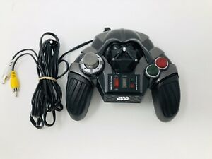 Star Wars Darth Vader 5 in 1 Plug and Play TV Video Jakks Pacific 2009 TESTED!