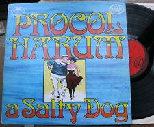 PROCOL HARUM - A Salty Dog LP - UK MFP VG+/EX