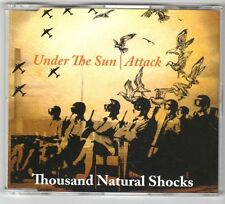 (GS960) Under The Sun / Attack, Thousand Natural Shocks - 2006 CD