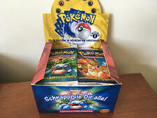 One Pokemon 1ST Edition Base set Booster pack - GERMAN - First ED Factory Sealed