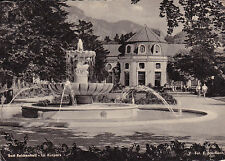 AK Bad Reichenhall gel. 1955 Kurpark
