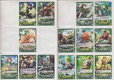 Fire Emblem 0 Cipher Card Game Boster Part 3 NHN Complete Set 72 Cards