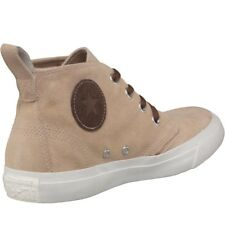 Converse CT All Star Berkshire Mid Suede Trainers - Warm Sand UK Size 5.5 BNIB