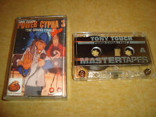 TONY TOUCH - Power Cypha 3 : The Grand Finale  (Tape)  MASTERTAPES
