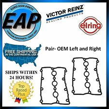 For 2002-2005 Audi A4 A6 3.0L V6 Pair left and Right OEM Valve Cover Gasket NEW