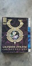 New ListingUltima Online: The Second Age (Pc, 1998) - Complete in Box w/Map