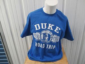 VTG CHAMPION DUKE BLUE DEVILS 2010 NCAA BASKETBALL NATIONAL CHAMPIONS XL SHIRT