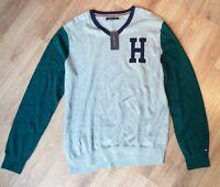 Tommy Hilfiger Herren Pulli, Pullover, Sweater, Große: XL