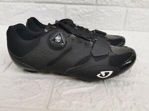 Giro Savix Womens Road Cycling Shoes in Black Size UK 4.5 EU 38