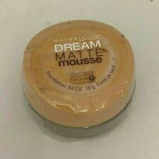 Maybelline Dream Matte Mousse Foundation, CREAMY NATURAL LIGHT Beige [0] 0.64 oz