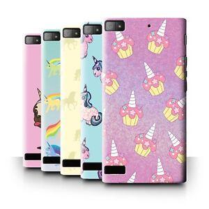 STUFF4 Back Case/Cover/Skin for Blackberry Z3/Fantasy Unicorn