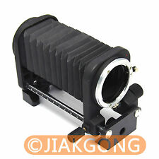 Macro Fold Bellows for NIKON D7000 D5200 D3200 D600 D90 Camera