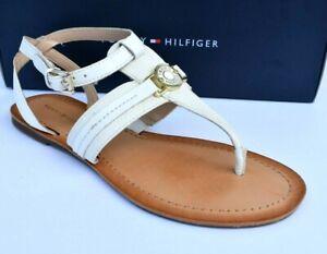 New TOMMY HILFIGER Women's Lori Gladiator Sandal Shoes  Size 6 (M)