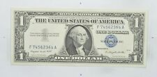 Crisp - 1957-A United States Dollar Currency $1.00 Silver Certificate *552