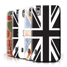 Back Case/Cover/Skin for LG Optimus Black P970/Great Britain/British Pride