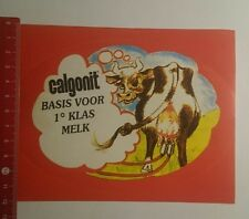 Aufkleber/Sticker: Calgonit Basis voor 1 klas melk (23011784)