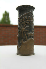 Grenade shell Dutch East Indies - Artisan Piece of Art and History - 25-Pounder